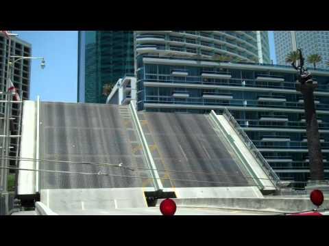 Miami // Brickell Ave. Bridge