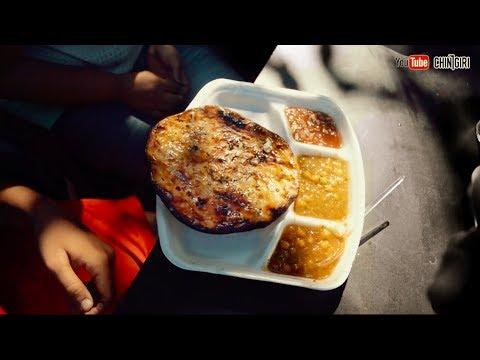 Taste of Amritsar in Delhi | Amritsari Kulcha | Amritsari Lassi | Chandni Chowk | Chinigiri