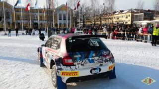 Young talent Kalle Rovanperä - youngest winner Ralli-SM ever