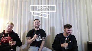 Edgar spricht mit T9 (Maestro Antipop, Klassiker in Überverfügbarkeit, auditive Rollenspiele)