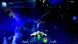 Precursors gameplay - Spaceship