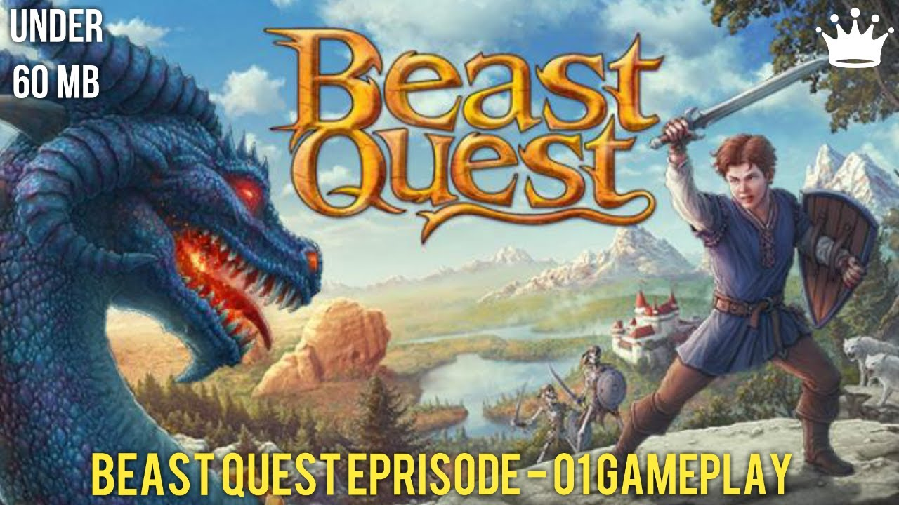 beast quest gameplay  youtube