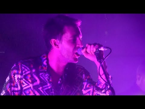 Miles Kane - Coup De Grâce [NEW SONG - live at The Sugarmill, Stoke-on-Trent - 24-05-2018]