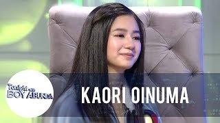 TWBA: Fast Talk with Kaori Oinuma