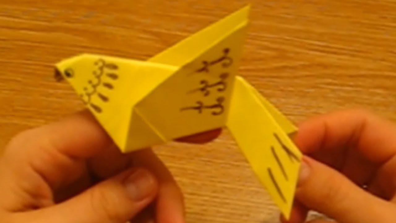 схема оригами: лебедь - manuel sirgo