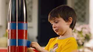 JJ the Jack's kid and his Rocket Ship