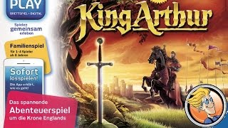 King Arthur overview — Spiel 2014