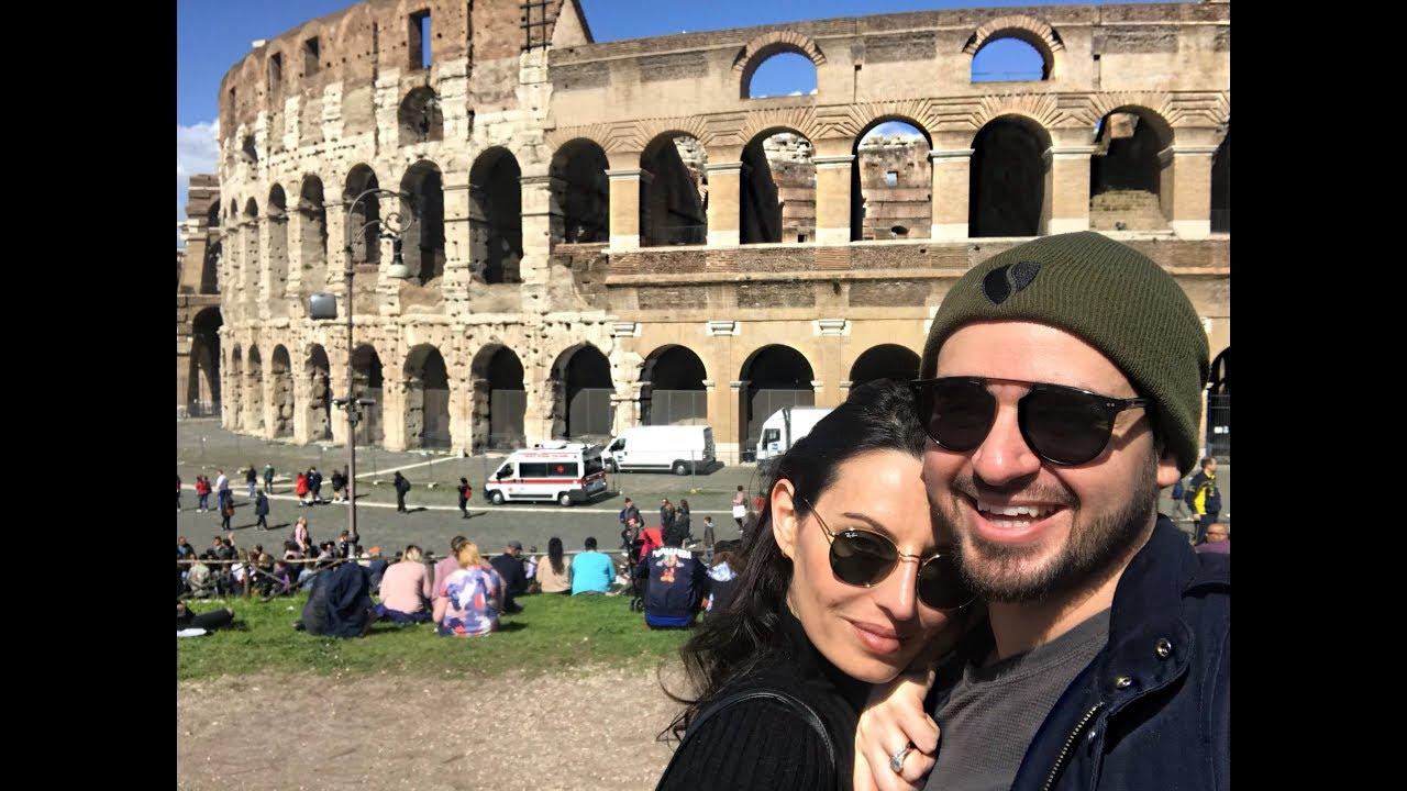 Salomondrin Finally Took me to Rome!