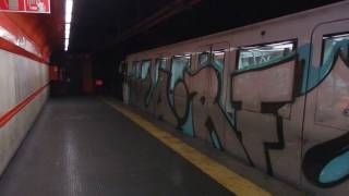 ローマ地下鉄A線フラミニオ駅 Rome Metro Line A Flaminio Station