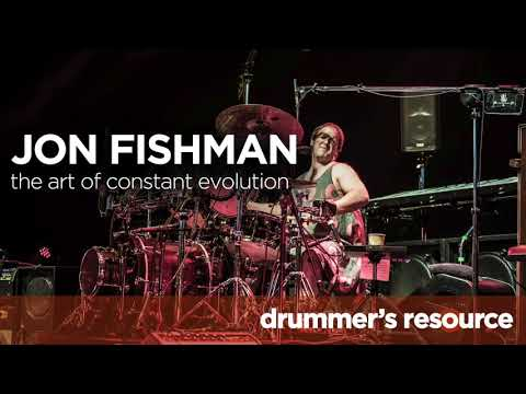 Jon Fishman Interview (Part 1): The Art Of Constant Evolution