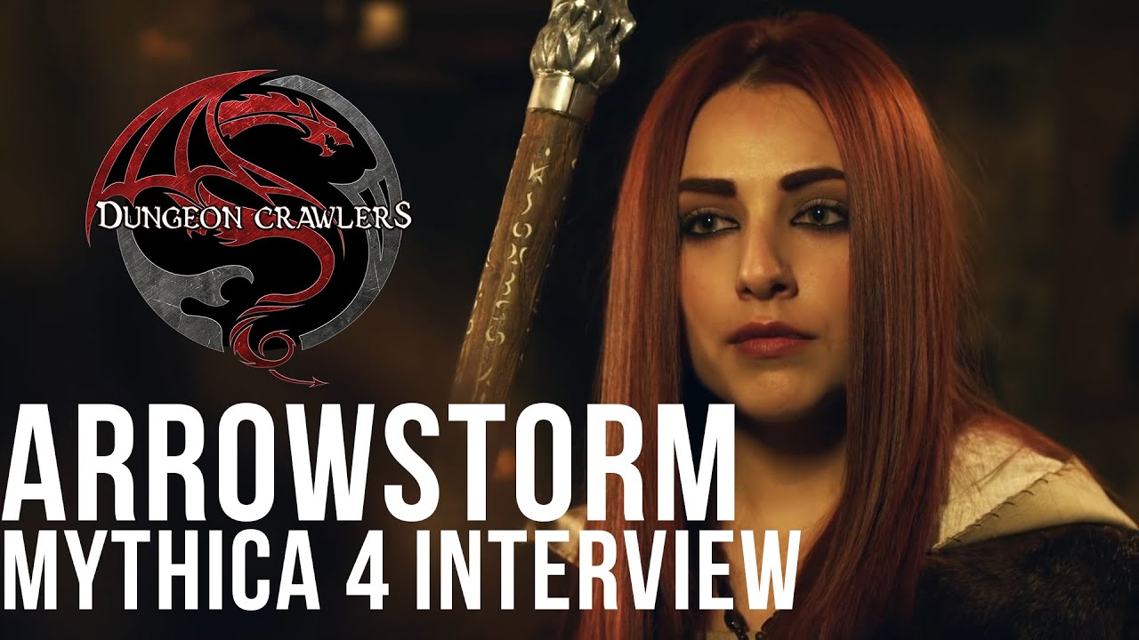 """Download Arrowstorm """"Mythica 4"""" - Interview"""