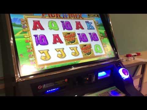 Rainbow riches pick & mix £500 jackpot slot FOBT