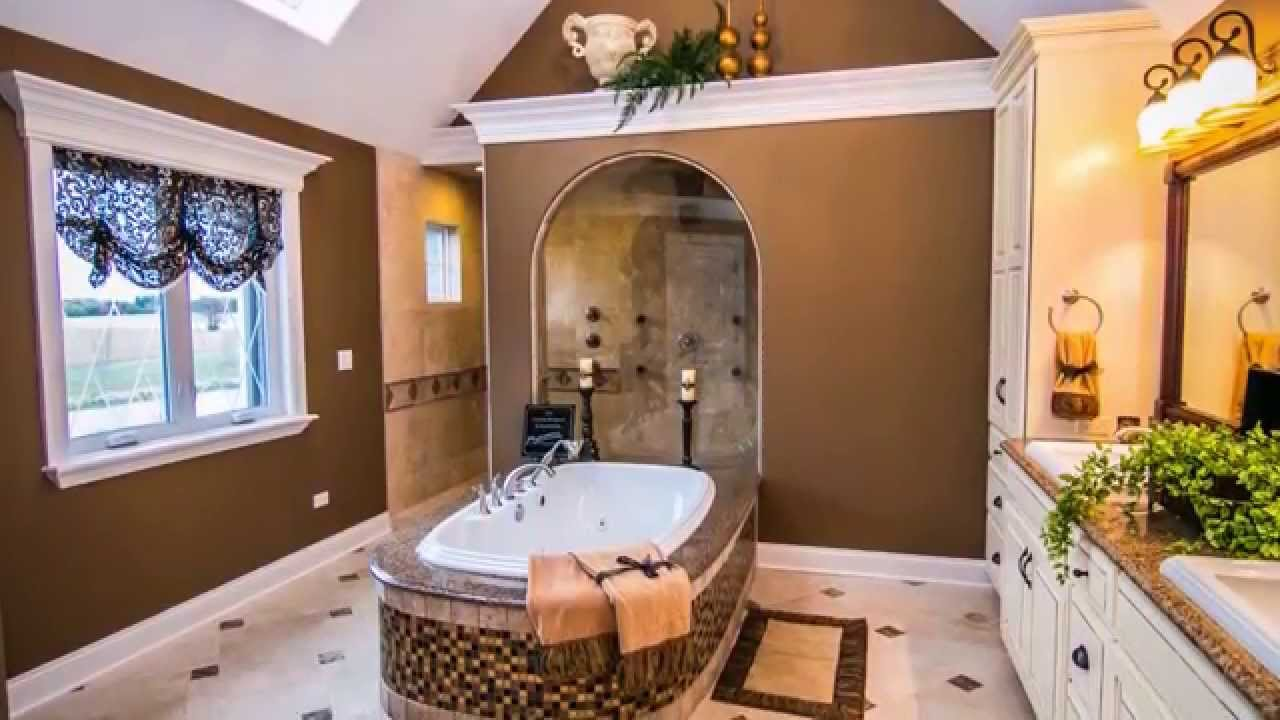 Master Bath Ideas | Home Channel TV - YouTube