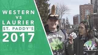 Video Laurier University vs. Western University: St. Patty's 2017 download MP3, 3GP, MP4, WEBM, AVI, FLV Agustus 2017