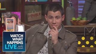 Nick Jonas Goes Nude!   WWHL
