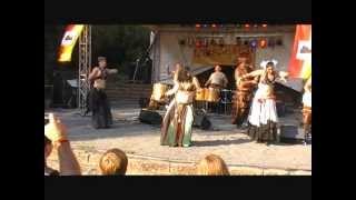 Hayner Burgfest 2012  Saor Patrol und Wundbrand