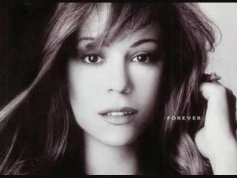 Forever - Mariah Carey - Karaoke  Instrumental w Lyrics to the right