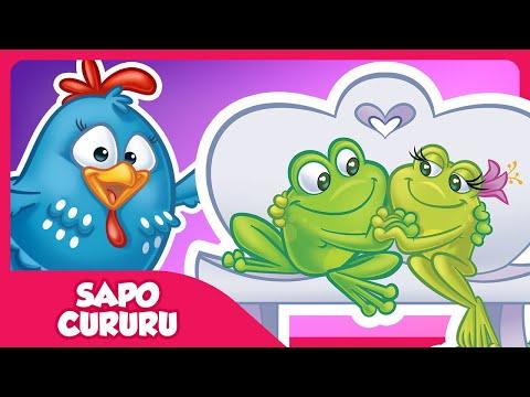 Sapo Cururu - DVD Galinha Pintadinha 2 - OFICIAL