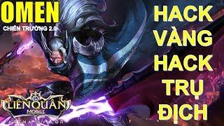 OMEN mạnh hơn bạn tưởng - Đấu sĩ bị cấm nhiều nhất trong đấu giải Liên quân Arena of Valor