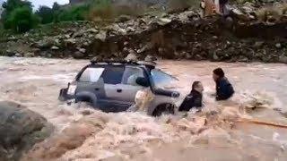 Jeep 4x4 Land Cruiser Deep Water