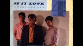 GANG OF FOUR - IS IT LOVE [EXTENDED DANCE MIX] [1983]