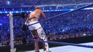HBK vs The Undertaker Wrestlemania 25