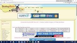 donkeymail cash out Bangla (update 2016)