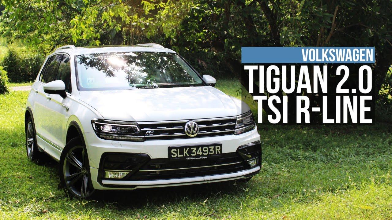 Volkswagen Tiguan 2 0 Tsi Review Auto Cars