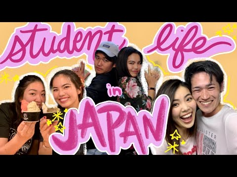 STUDENT LIFE IN KYOTO | Life in Japan