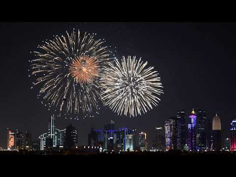 Qatar National Day 2017 Fireworks