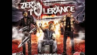 DJ FearLess - Zero Tolerance (Gun Man Ting) DanceHall Mixtape