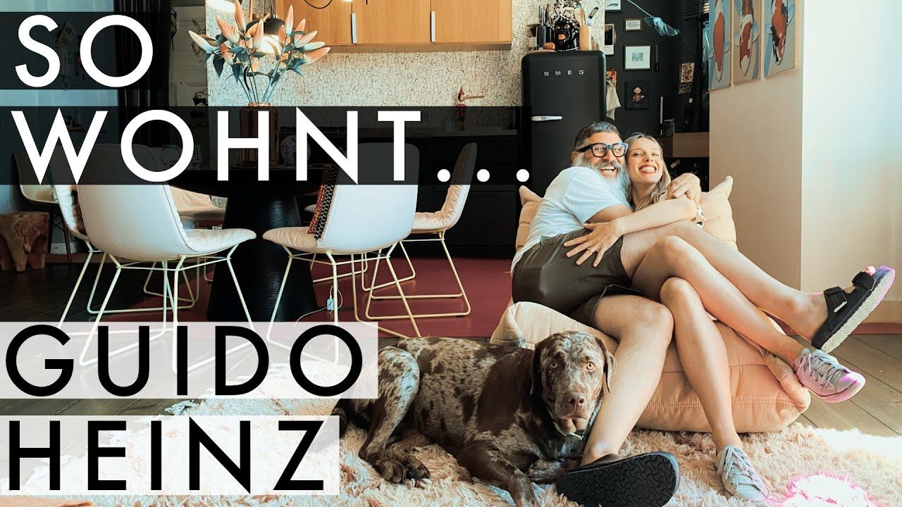 SO WOHNT...Guido Heinz | Schildkröten, Feen und Urban Jungle in Berlin | Home Story| Jelena Weber