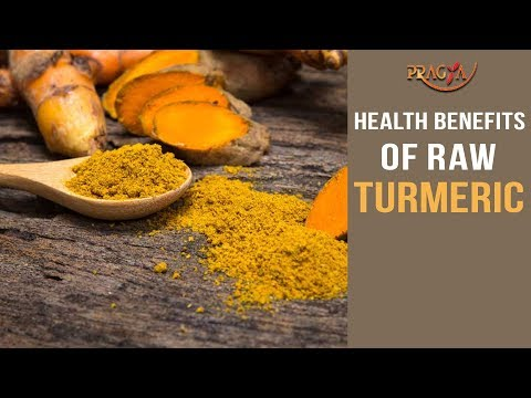 Health Benefits of Raw Turmeric | Dr. Vibha Sharma
