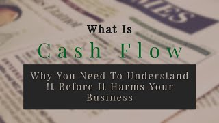 What Is Cash Flow & Why You Need To Understand It | Fine Point Marketing