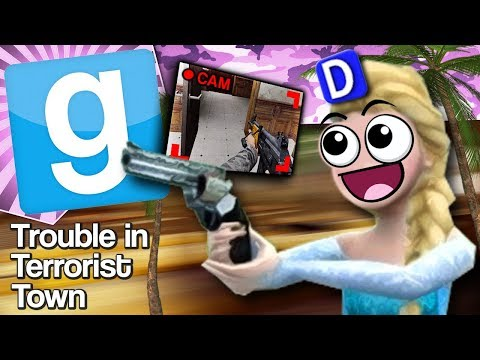 SOMEONE'S BEEN PRACTISING | Gmod TTT