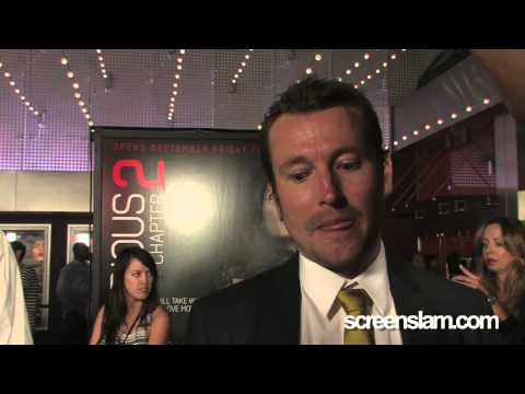 Insidious: Chapter 2 Premiere: Leigh Whannell Red Carpet Interview