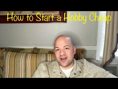 How To Start A New Hobby Cheap - Part 1 - Estate Sales