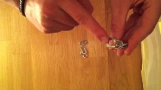 Fabriquer un bracelet avec capsule de canette - Faire un bracelet en métal