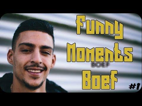 Funny Moments BOEF Vlogs !!! MOET JE ZIEN!!! #Deel 1