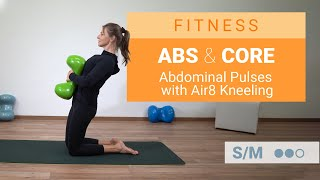 Abdominal Pulses with Air8 Kneeling