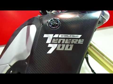 Yamaha Tenere  World Raid on EICMA