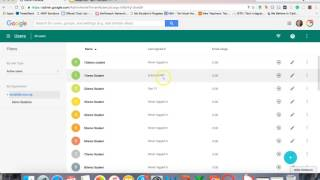 [7.60 MB] Google Admin Console: Users Overview