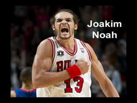 Chicago Bulls 2010-2011 Starters Montage