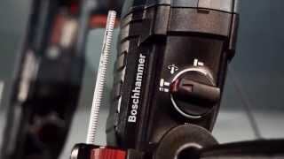 PIZZIMENTI - Marteletes Bosch GBH 2-24 D e GBH 2-24 DF (vídeo em HD)