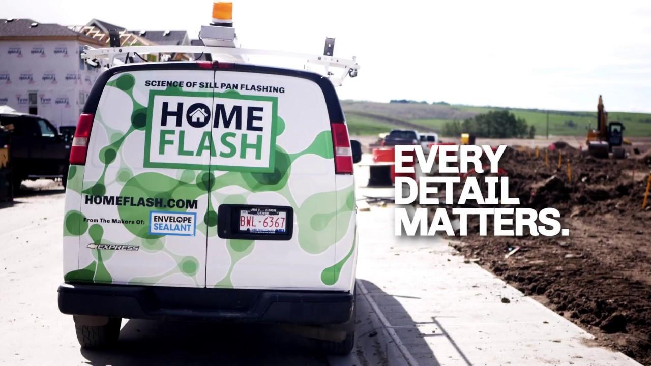 Calgary Sill Pan Flashing | HomeFlash
