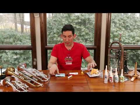 Clarinet Care and Cleaning Kit!