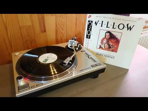 Willow Soundtrack - James Horner (Full Vinyl Rip)