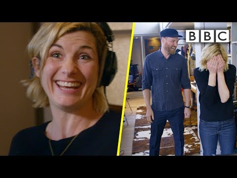 Coldplay surprise Jodie Whittaker as she records Yellow for charity album | BBC Trailers