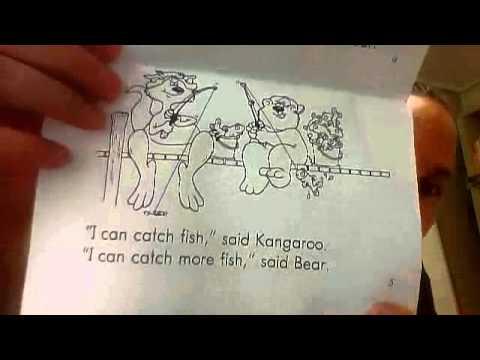 e bear and kangaroo (Reading A-Z)