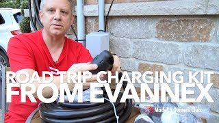 EVAnnex Road Trip Charging Kit | Model 3 Owners Club